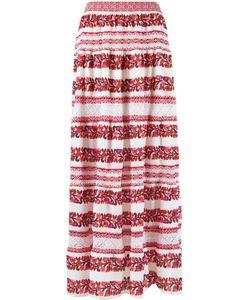 CECILIA PRADO | Knit Maxi Skirt Medium Viscose