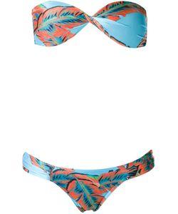 Sub | Printed Bikini Set P Polyimide/Spandex/Elastane