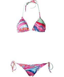 Sub | Printed Bikini Set G Polyamide/Polyester