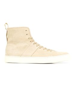 Daniel Patrick | Lace-Up Hi-Top Sneakers 46 Acetate