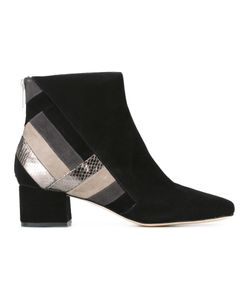 Michael Michael Kors | Rasamond Boots 7 Leather/Suede/Rubber