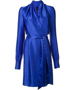 Gareth Pugh | Silk Wrap Dress 42 Silk