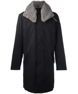 NORWEGIAN RAIN | Moscow Coat Large Recycled Polyester/Sheep Skin/Shearling/Polyester/Spandex/Elastane