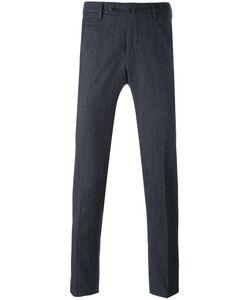 Pt01 | Straight Trousers 46 Cotton/Virgin Wool/Polyamide/Spandex/Elastane