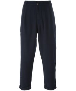 UNIVERSAL WORKS | Twill Trousers 32 Acrylic/Polyester/Wool/Cotton