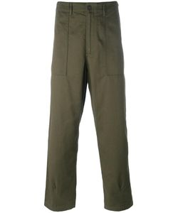 UNIVERSAL WORKS | Farigue Trousers 30 Cotton