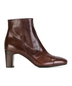 Laboratorigarbo | Ankle Boots 35 Calf Leather/Leather/Rubber