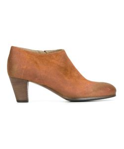 Laboratorigarbo | Ankle Boots 38 Suede/Leather/Rubber