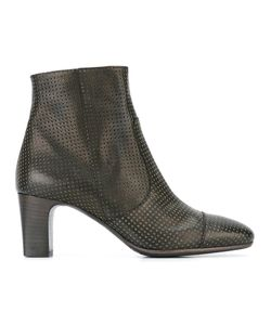 Laboratorigarbo | Ankle Boots 37.5 Calf Leather/Leather/Rubber