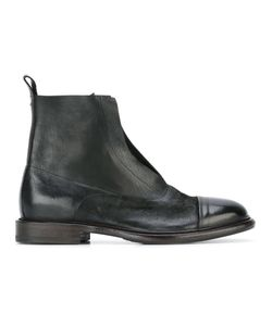 Laboratorigarbo | Ankle Boots 36 Calf Leather/Leather/Rubber