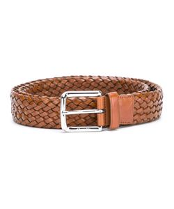 Church'S | Woven Belt 105 Leather