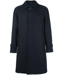 Tagliatore | Single Breasted Coat 56 Cupro/Virgin Wool/Polyamide