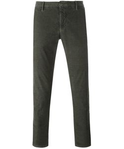 Incotex | Slim-Fit Trousers 36 Cotton/Spandex/Elastane