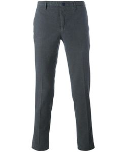 Incotex | Slim-Fit Trousers 48 Cotton/Spandex/Elastane