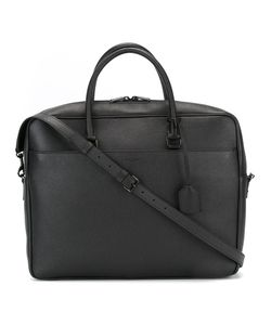 Saint Laurent | Museum Briefcase Leather