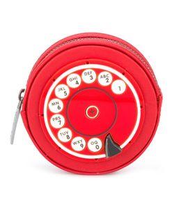 Yazbukey | Phone Coin Purse Plexiglass/Leather