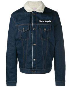PALM ANGELS | Denim Jacket Large Cotton/Polyester/Acrylic