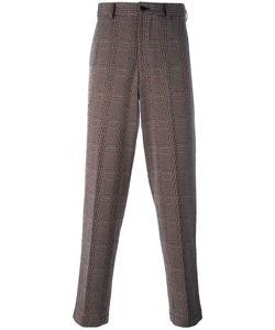 Comme Des Garcons | Comme Des Garçons Vintage Tartan Pattern Trousers Small