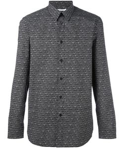 Givenchy | Logo Star Print Shirt 37 Cotton