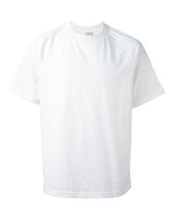 Moncler x Off-White | Stripe Print T-Shirt Large Cotton