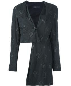 AREA DI BARBARA BOLOGNA | Cross Print Jacket 40