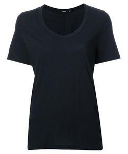 Bassike | Scoop Neck T-Shirt 10 Organic Cotton
