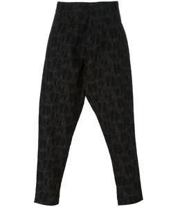 Damir Doma | Par Trousers Large Virgin Wool/Cotton