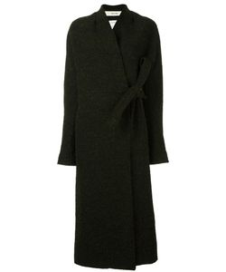 Damir Doma | Cile Wrap Coat Large Polyamide/Mohair/Cotton/Virgin Wool