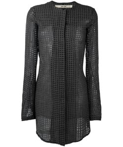 Damir Doma | Soki Shirt Large Virgin Wool/Silk
