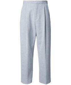 ENFÖLD | Enföld Cropped Trousers 38 Polyester/Polyurethane/Rayon