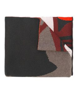 Quetsche | Panelled Scarf Wool