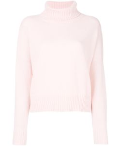 Incentive Cashmere | Incentive Cashmere Roll Neck Jumper Medium Cashmere
