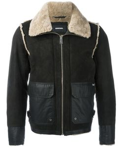 Diesel | Shearling Jacket Large Sheep Skin/Shearling