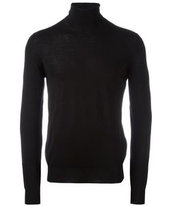 Paolo Pecora | Turtleneck Jumper Large Wool