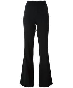 Theory | Classic Flared Trousers 10 Virgin Wool/Spandex/Elastane