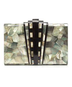 Nathalie Trad | Snap Closure Clutch Bag