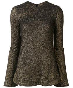 Ellery | Flare Sleeve Blouse 2 Viscose/Modal/Metal