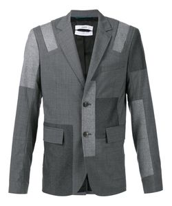 OAMC | Patch 2-Button Blazer 48 Cupro/Virgin Wool