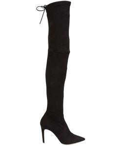 Jean-Michel Cazabat | Elvira Boots 36 Suede