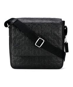 COACH | Embossed Logo Crossbody Bag