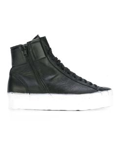 OXS RUBBER SOUL | Bicolour Sole Hi-Top Sneakers 41