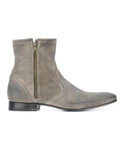 PETE SORENSEN | Hurricane Boots 41.5 Suede/Leather/Rubber