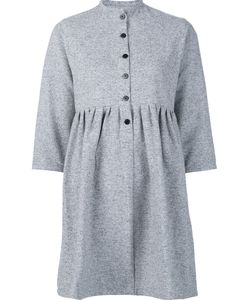 Visvim | Buttoned Dress 3 Silk/Nylon/Linen/Flax/Angora