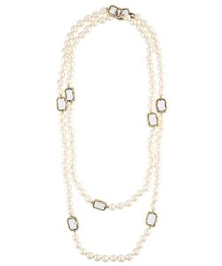 Chanel Vintage | Faux Pearl Necklace