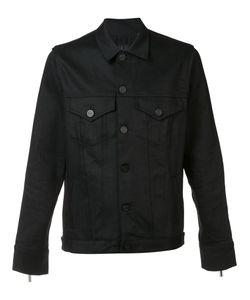 EN NOIR | Denim Rider Jacket Small Cotton/Spandex/Elastane/Rayon