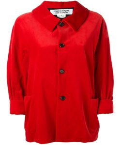 COMME DES GARCONS COMME DES GARCONS | Comme Des Garçons Comme Des Garçons Cropped Sleeves Jacket