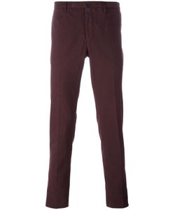 Incotex | Chino Trousers 54 Cotton/Spandex/Elastane