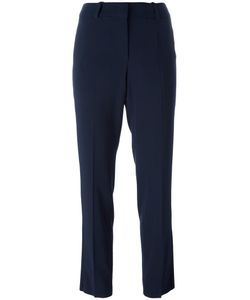 Armani Collezioni | Classic Tailored Trousers 42 Virgin Wool/Spandex/Elastane