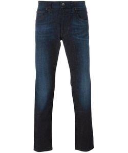 Armani Collezioni | Classic Straight Leg Jeans 32 Cotton/Spandex/Elastane