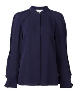 3.1 Phillip Lim | Round Neck Blouse 4 Silk